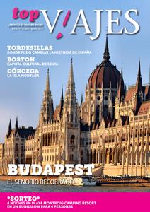 Revista topVIAJES Julio/Agosto 2015