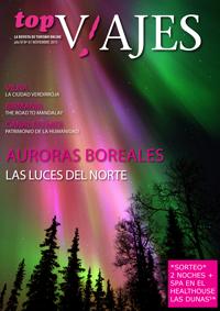 Revista topVIAJES - Noviembre 2015
