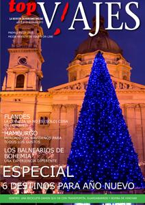 revista topVIAJES - Diciembre 2015