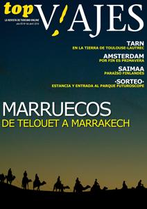 Revista topVIAJES - Abril 2016