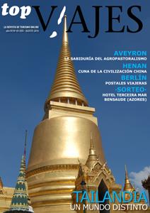 Revista topVIAJES - Julio/Agosto 2016