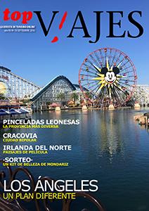Revista topVIAJES - Septiembre 2016