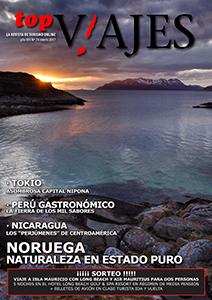Revista topVIAJES - Enero 2017