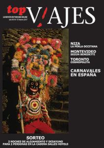 Revista topVIAJES - Febreo 2017
